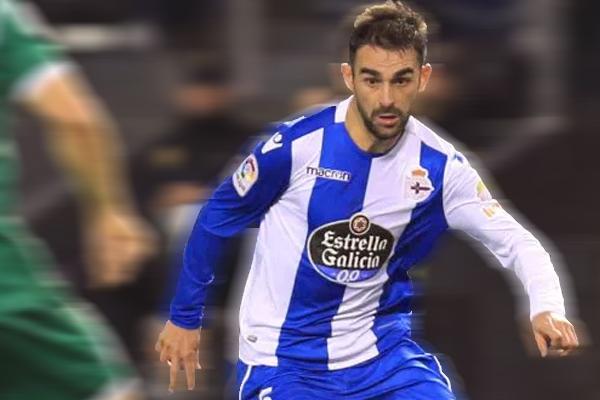 Importante baja del Deportivo, Adrián López