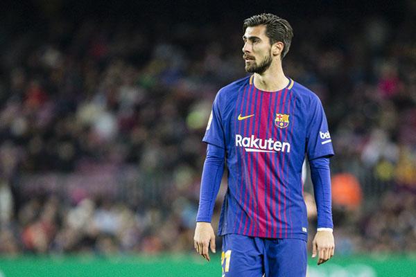 André Gomes posible salida este verano
