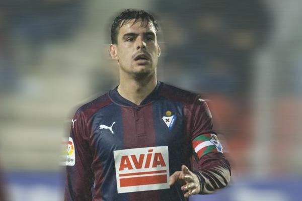 Dani García posible baja ante el Celta
