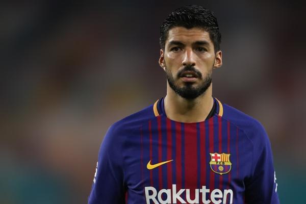 Valverde duda con Luis Suárez ante Las Palmas