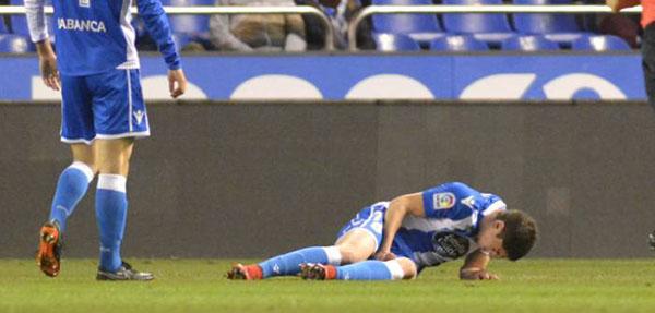 Fede Valverde estará un mes de baja