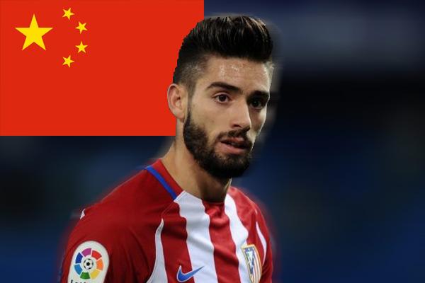 Carrasco con un pie en la Liga de China