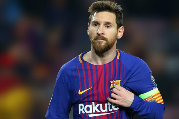 Messi será duda antes Las Palmas
