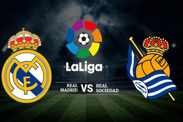 Real Madrid favorita ante la Real