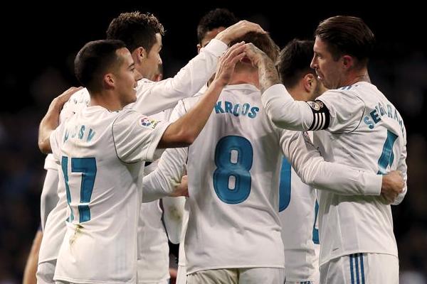 Claves del Real Madrid el 5-2 contra La Real