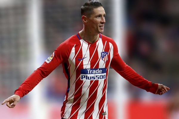 Torres dice NO a la Liga China