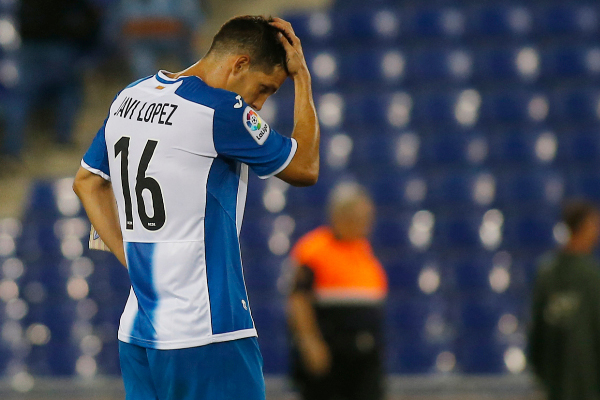 2 semanas para Javi López por rotura fibrilar