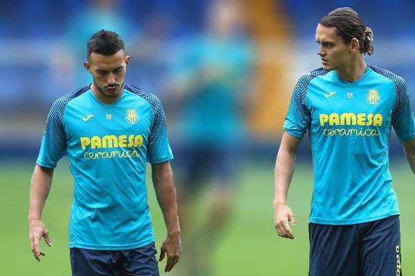 Fuego y Morales en la lista del Villarreal